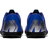 Детская футбольная обувь (сороконожки) Nike Mercurial VaporX 12 Academy GS TF Junior, фото 2