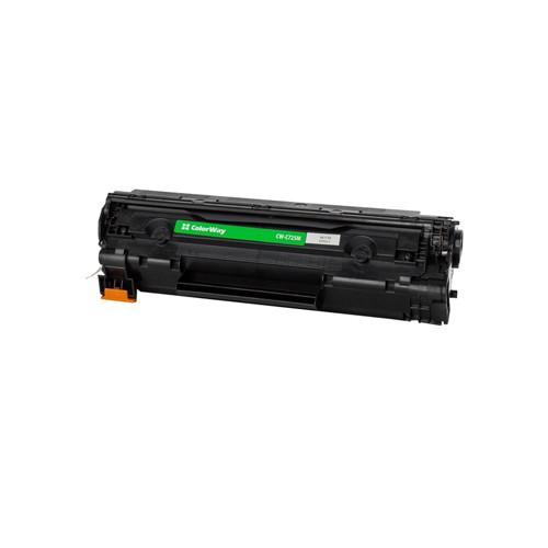 Картридж Canon 725, 1.6 k, ColorWay CW-C725M + TH-1005 (3шт)