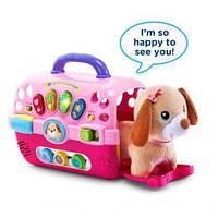 VTech інтерактивна переноска-сумочка Догляд за щеням
