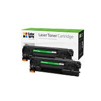 Картридж Canon 725, Black, LBP-6000/6020, DUAL PACK CW-C725FM