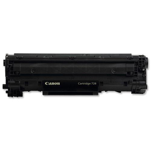 Картридж Canon 728, Black MF4570/MF4580, 2.1k, PrintPro