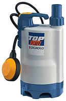 Погружной насос Pedrollo TOP Vortex для загрязненной воды