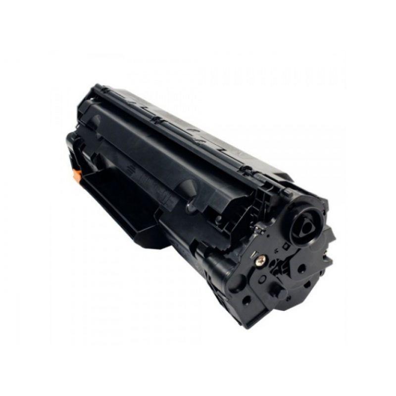 Картридж Canon 737, Black 2.4k, PrintPro PP-C737
