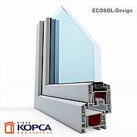 REHAU ECOSOL-Design (5 кам.)