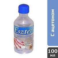 Eszter жидкость для снятия лака с ацетоном, 100 мл