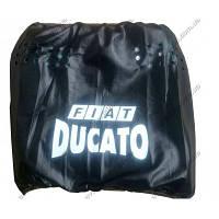 Чохол на капот , FIAT DUCATO, матеріал еко шкіра 2006-2015