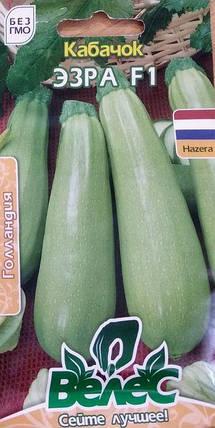 Семена кабачка Эзра 5шт ТМ ВЕЛЕС, фото 2