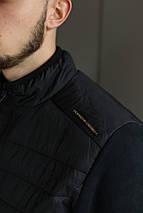 Мужской зимний спортивный костюм Adidas Porsche Design зима флис/плащевка , фото 2