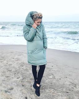 Куртки зимние (длинные и короткие)