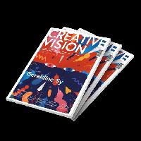 Журналы, комиксы, каталоги, брошюры малыми тиражами