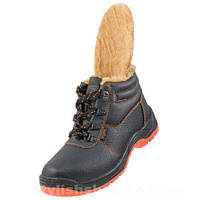 Спец обувь зимняя. Ботинки рабочие Urgent. Ботинки на меху (спец обувь, рабочая, утепленная)
