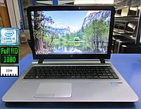 HP ProBook 450 G3 - Full-HD/Intel i5-6200U 2.8GHz/DDR4 8GB/HDD 1TB