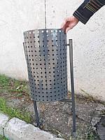 Урна металлическая 35 л., фото 1