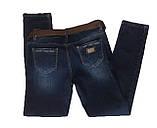 Джинсы женские Colibri28 Blue Black 9094, фото 3