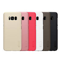 Чехол пластиковая накладка Nillkin для Samsung Galaxy S8 (Самсунг с8, галакси с8)