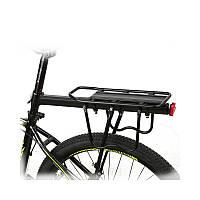 Велобагажник консольный алюминиевый