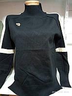 Свитер женский с брошкой Универсальный рр норма, фото 1