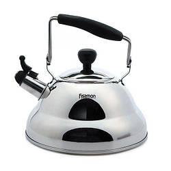 Чайник кухонный из нержавеющей стали Fissman PARIS 2,7 л KT-5920.2.7