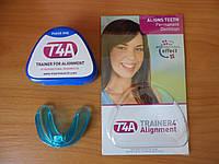 Ортодонтический трейнер для зубов T4А синий Soft (мягкий, оригинальный)