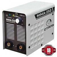 Сварочный инвертор Сталь ММА-250 (5.5 кВт, 250 А)