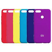 Чехол-бампер Xiaomi Silicone Cover для Xiaomi Mi 5X/ Mi A1 (Сяоми (Ксиаоми, Хиаоми) ми а1, ми 5 икс)