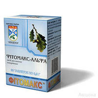 Фитомакс-Альфа, 30 таб. по 0,5 г