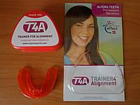 Ортодонтический трейнер T4А красный Hard (жесткий, оригинальный)