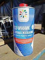 Растворитель деароматизированный для краски без резкого запаха Colorina 0.5л