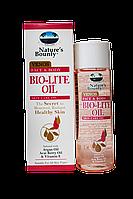 Аргановое масло для ухода за кожей лица и тела Nature's Bounty Venos Bio-Lite Oil 125 мл