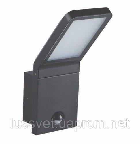 Светильник фасадный светодиодный с датчиком Kanlux Sevia Led 26-SE