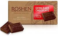 Шоколад Roshen экстрачёрный 70% 90 г