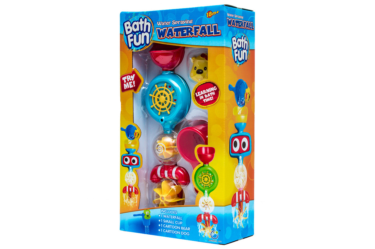 0a45c7d0f121 Игрушка для ванной Puzzle Water Fall 9907Ut , цена 180 грн., купить ...