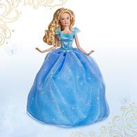 Коллекционная кукла Золушка (Cinderella 2015 г.), фото 1