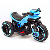 Электрический  трицикл Police Blue
