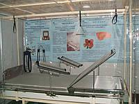 Ожоговая кровать. Реабилитация ожоговых больных.