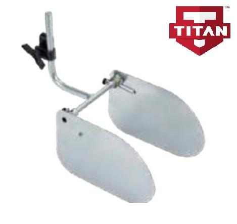 Захист від вітру для розмічальних машин Тitan PowrLiner