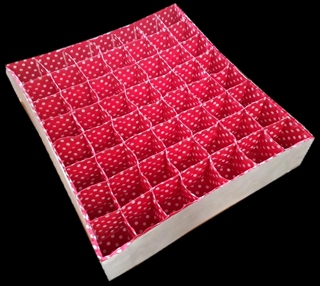 Органайзеры для белья по индивидуальным размерам (модель 45)