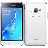 Samsung J120H Galaxy J1  2 сим,4,5 дюйма,4 ядра,8 Гб,5 Мп,2050 мА\ч. 2016 год., фото 2