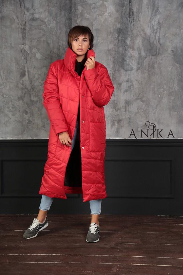 ffe2561af48d Женская Куртка-пальто с Большими Карманами — в Категории