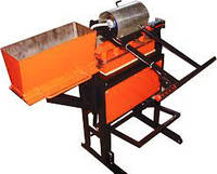 Станок для производства брусчатки и тротуарной плитки, FET-ST3113