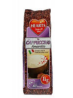 Капучино Hearts Amaretto, 1 кг