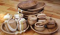 Деревянная посуда для дома —  залог уюта на Вашей кухне