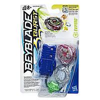 Бейблейд оригинал Hasbro c пусковым устройством Евиперо  Beyblade Burst Starter Pack Evipero