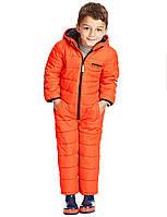 """Детский комбинезон термо комбинезон для мальчика Marks&Spencer """"Огонёк"""" на рост 86 и 92см, фото 1"""