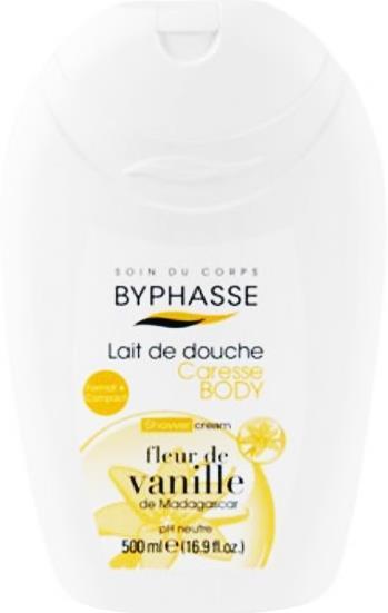 Byphasse крем для душа Vanilla Flower (ванильный цветок) 500мл