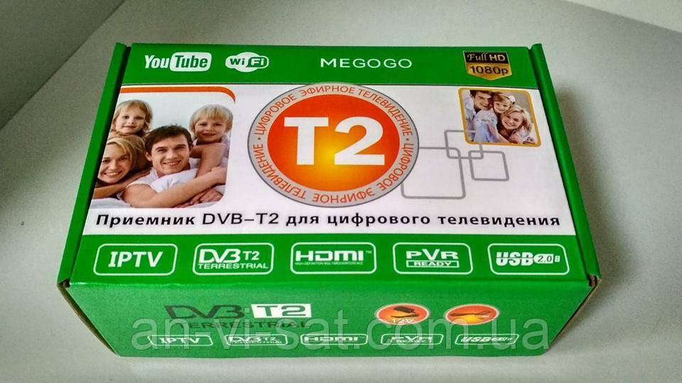 Цифровой ресивер DVD-Т2 Family (12v)