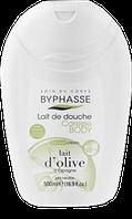 Byphasse крем для душа Olive Milk (оливковое молоко) 500мл