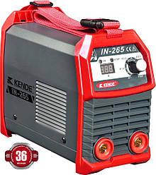 Сварочный инвертор KENDE IN-265 (4.5 кВт, 265 А)