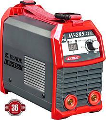 Сварочный инвертор KENDE IN-285 (6.5 кВт, 285 А)