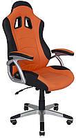 Кресло Либерти AnyFix черно-оранжевый, фото 1